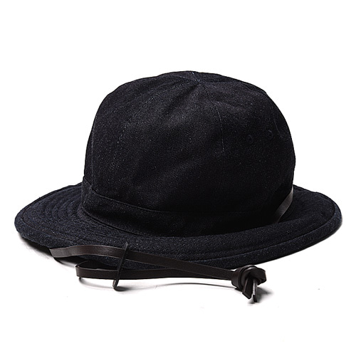 "East Logue Traveler Hat ""D.Navy Denim"""
