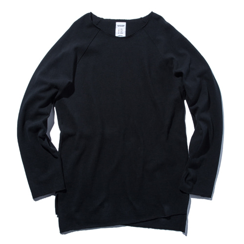 "STAND OUT STORE Long Sleeve Shirt ""Black"""