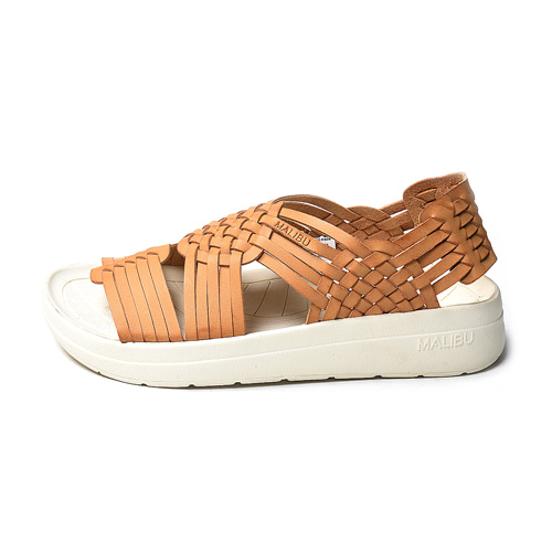 "Malibu Sandals (Women's / Men's) CANYON Classic ""Beige&Papyrus"""