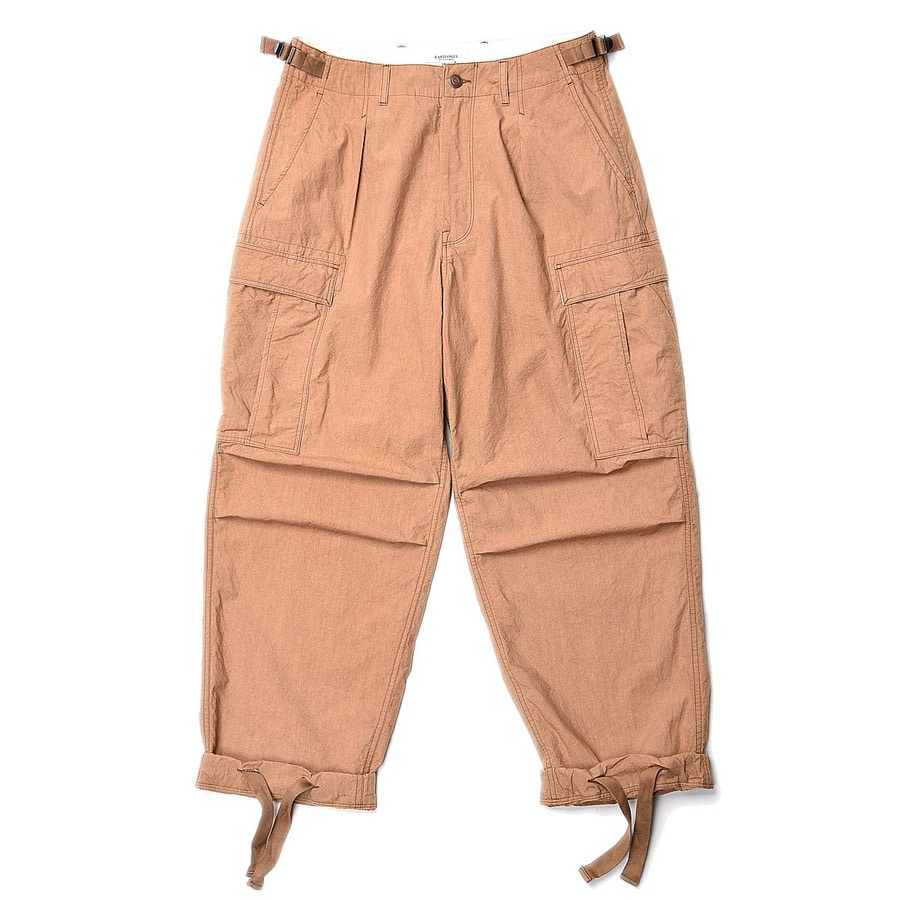 "EASTLOGUE Battle Field Pants ""Ocher"""