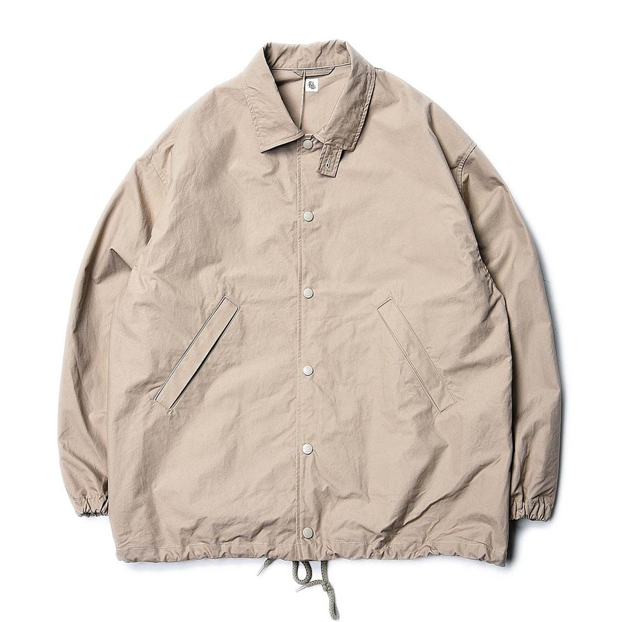 "KAPTAIN SUNSHINE Coach Jacket ""Sand Beige"""
