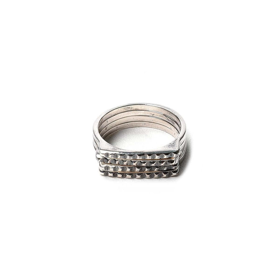 "MAPLE Stackable Ring ""925.Silver"""
