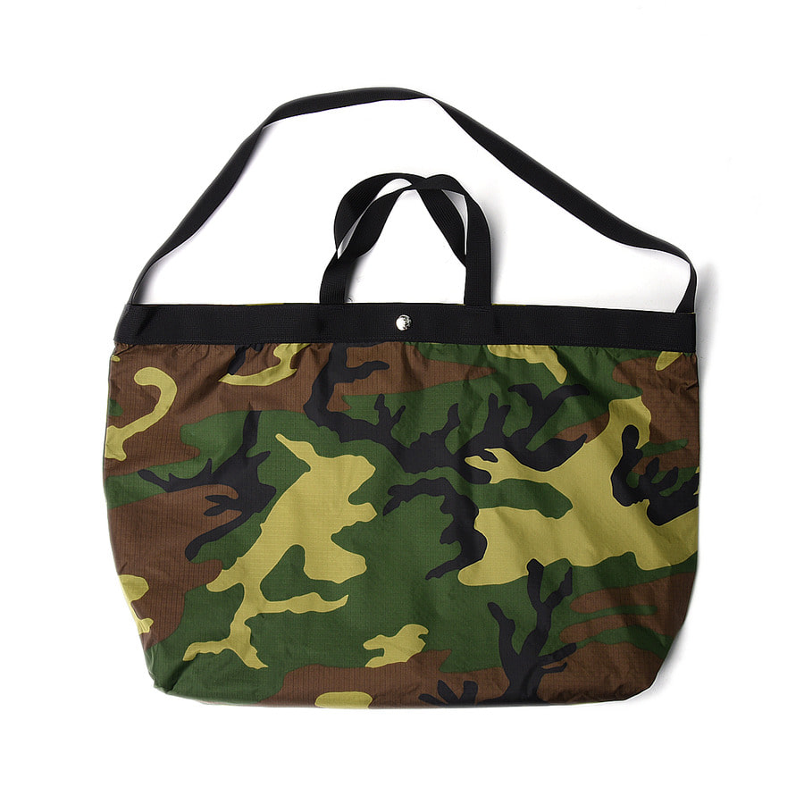 "July Nine Aix Tote Large Bag 24"" ""Camo"""
