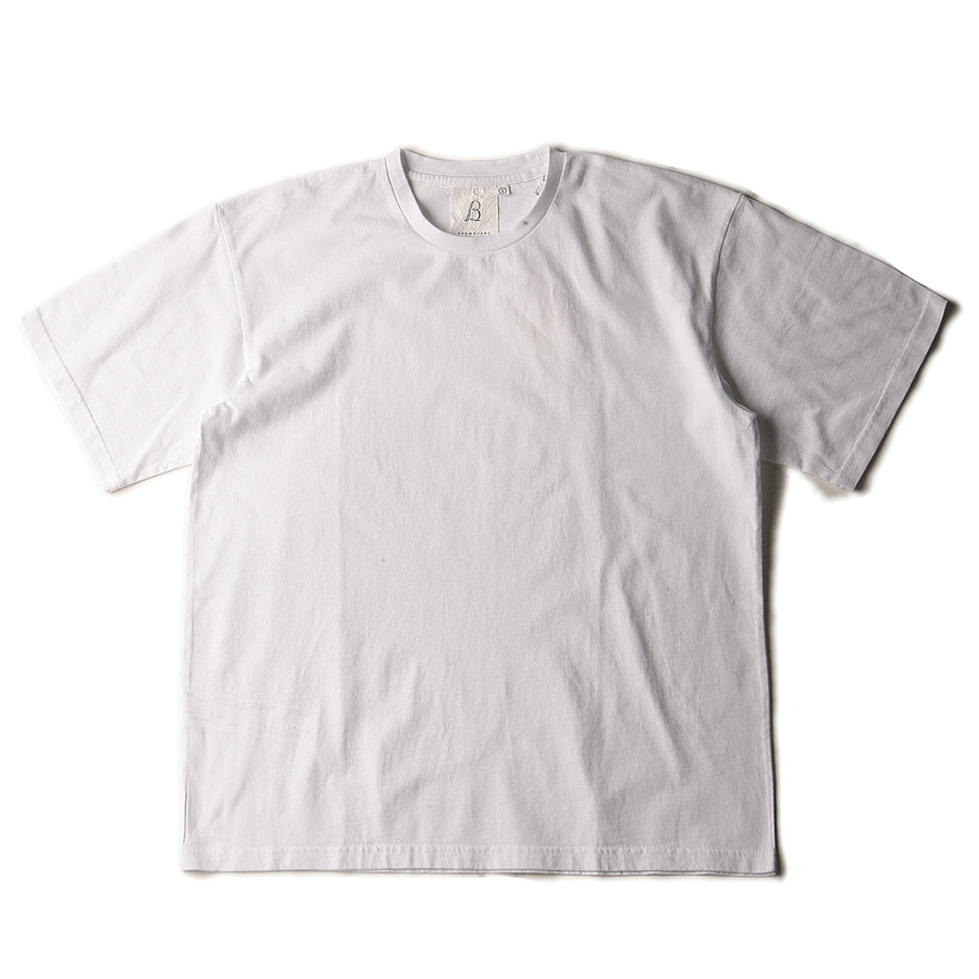 "BROWNYARD One Day T-Shirt ""White"""