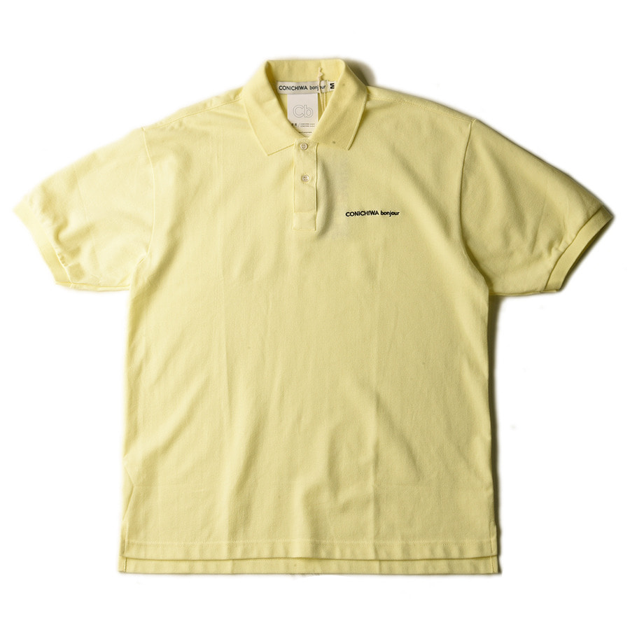 "CONICHIWA bonjour Pique ""Light Yellow"""
