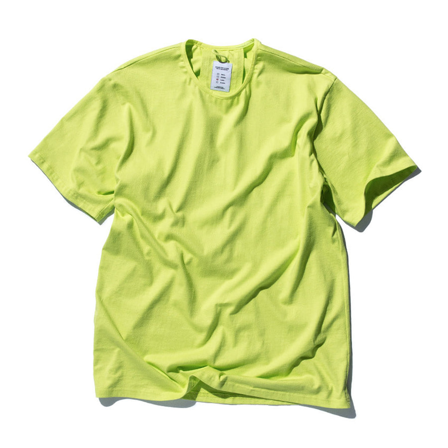 "STAND OUT STORE Rib H/S (T4) ""F.Green"""