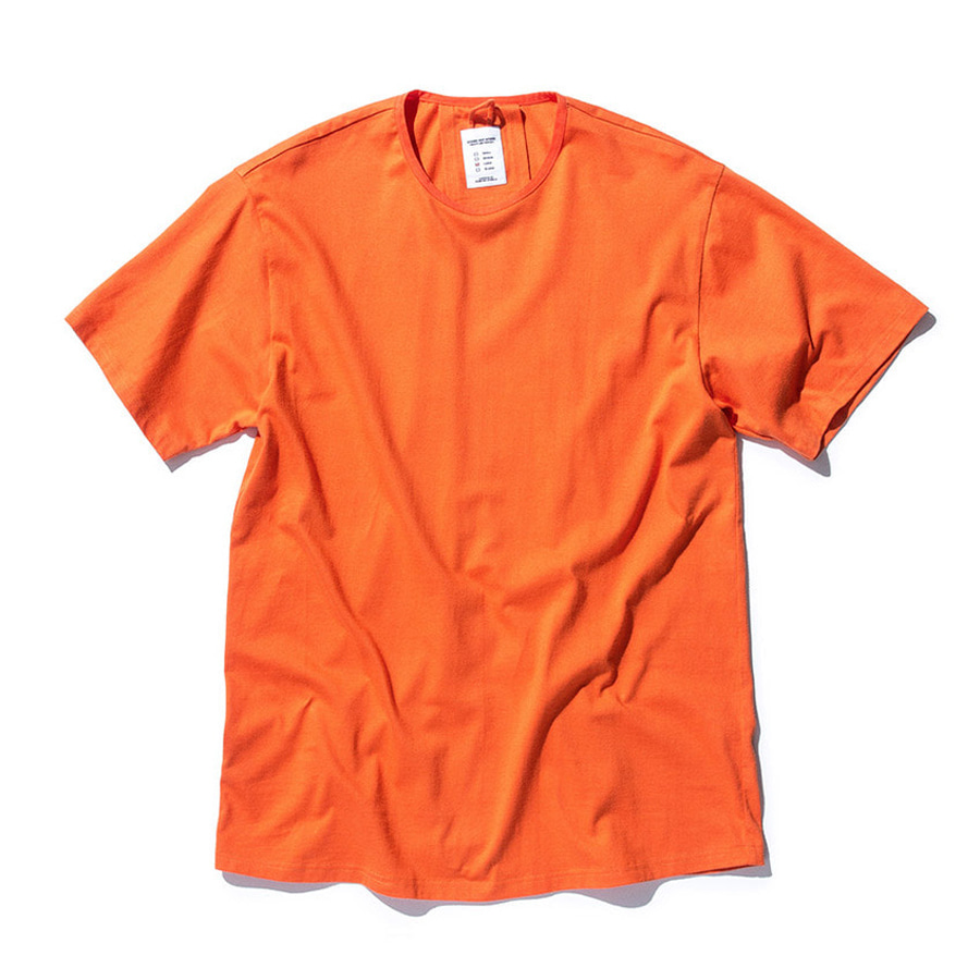 "STAND OUT STORE Rib H/S (T4) ""Orange"""