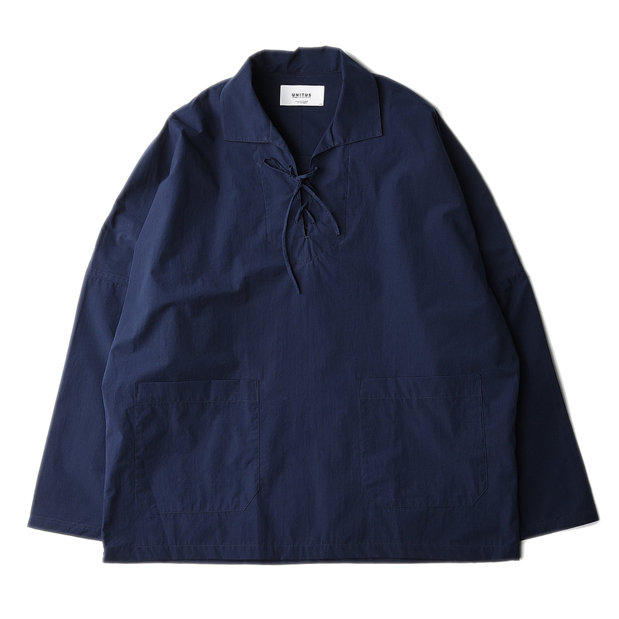 "UNITUS Sailor Shirts ""Navy"""