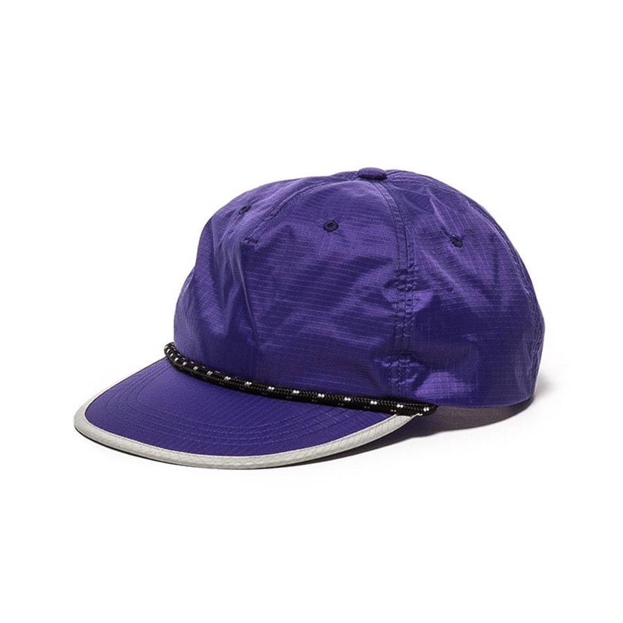 "STAND OUT STORE N.Ripstop Cap (A1) ""Purple"""