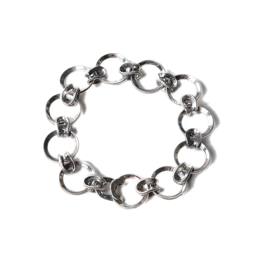North Works 900.Silver E-101 Bracelet
