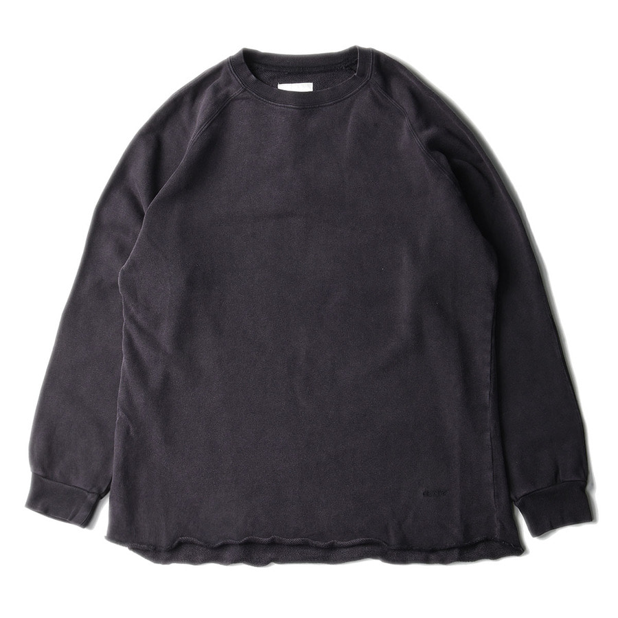 "GRAMICCI Talecut Sweat ""Black"""