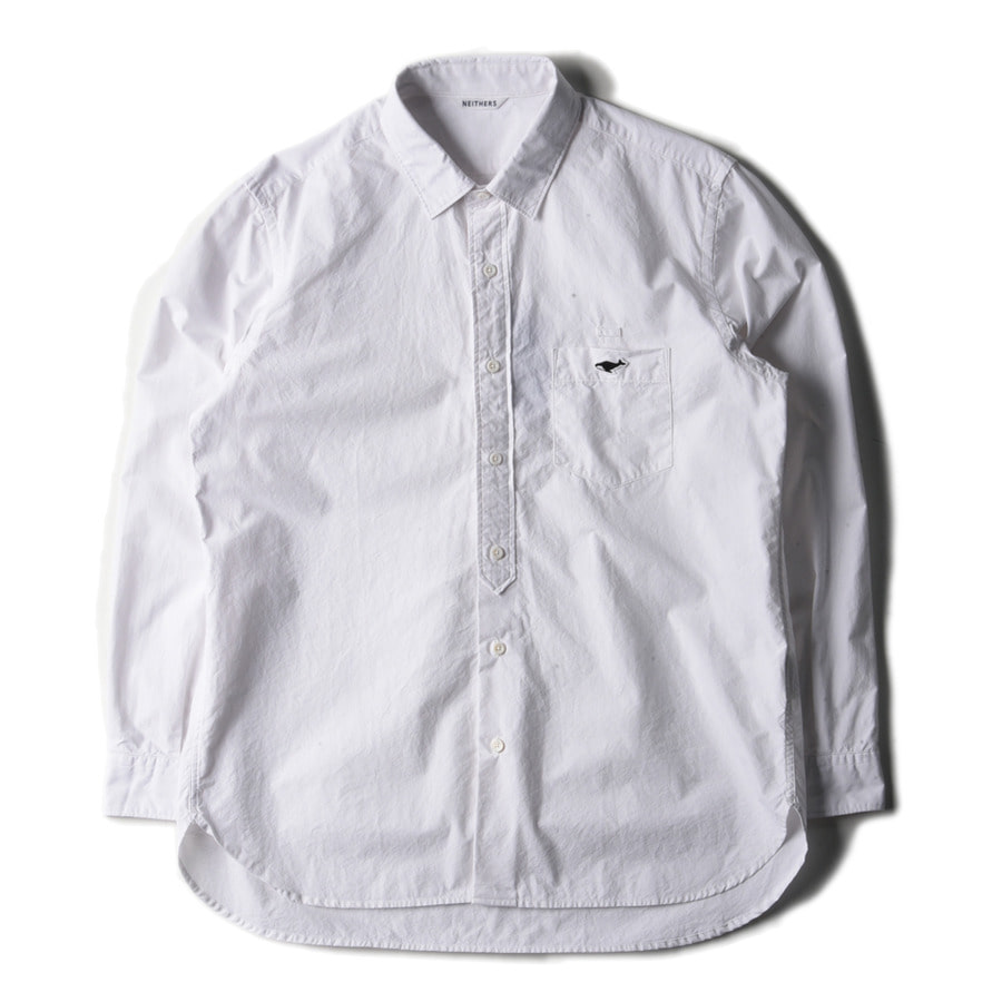 "NEITHERS 209-1 Comfort Shirt ""White"""