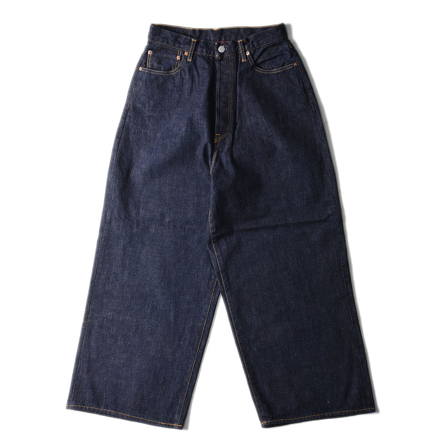 "Ordinary Fits Pipe 5Pocket Denim ""One Wash"""