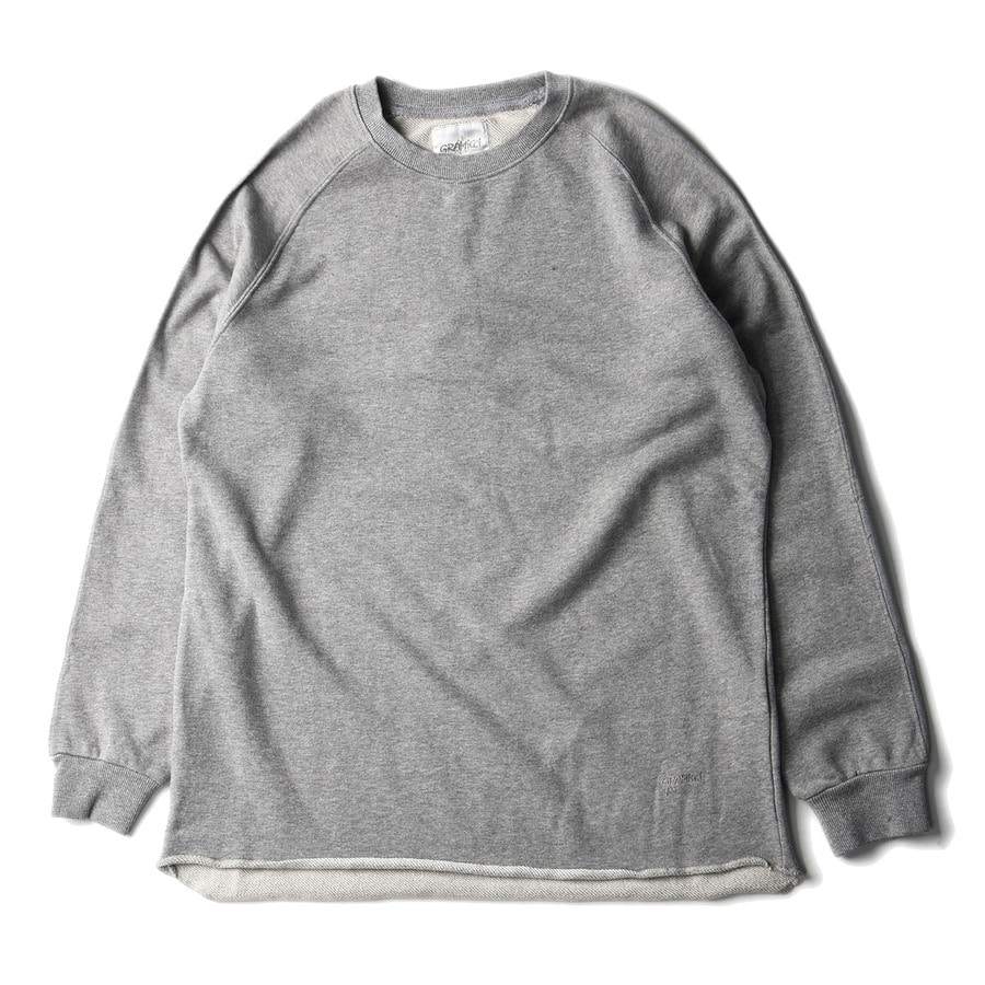 "GRAMICCI Talecut Sweat ""Heather"""