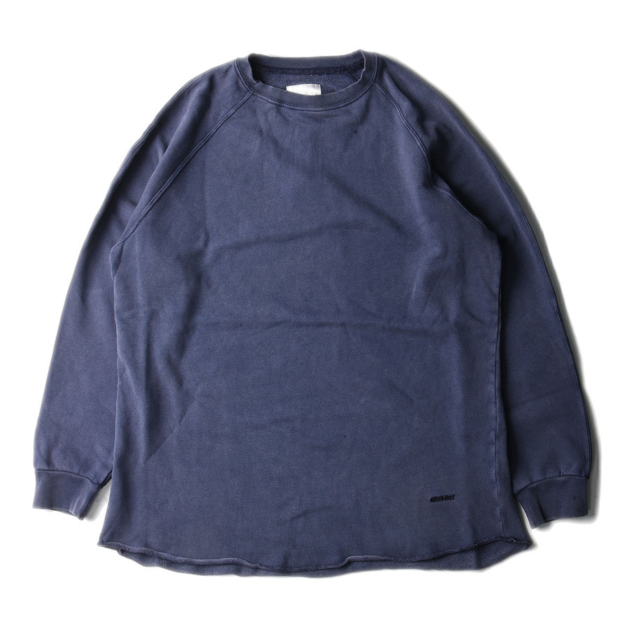 "GRAMICCI Talecut Sweat ""Double Navy"""