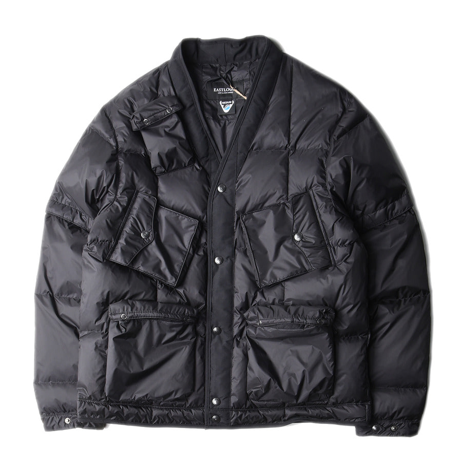 "EASTLOGUE C-1 Down Jacket ""Black"""