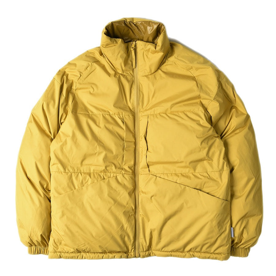 "LIFUL Gross Reversible Down Parka ""Camel"""