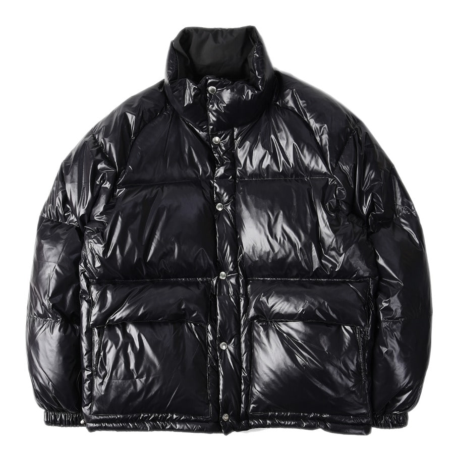 "LIFUL Gross Reversible Down Parka ""Black"""