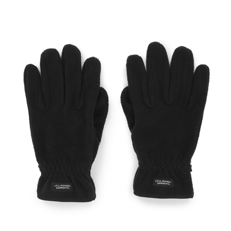 "LIFUL Fleece Glove ""Black"""