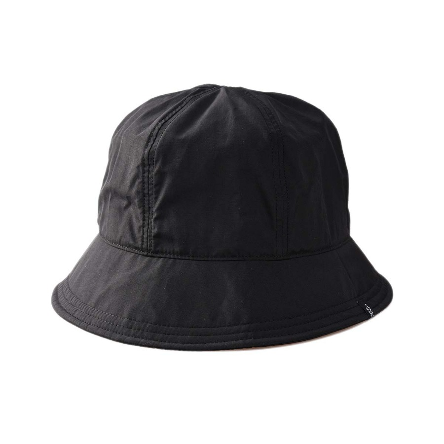 "LIFUL Comfort 6 Panel Bucket Hat ""Black"""