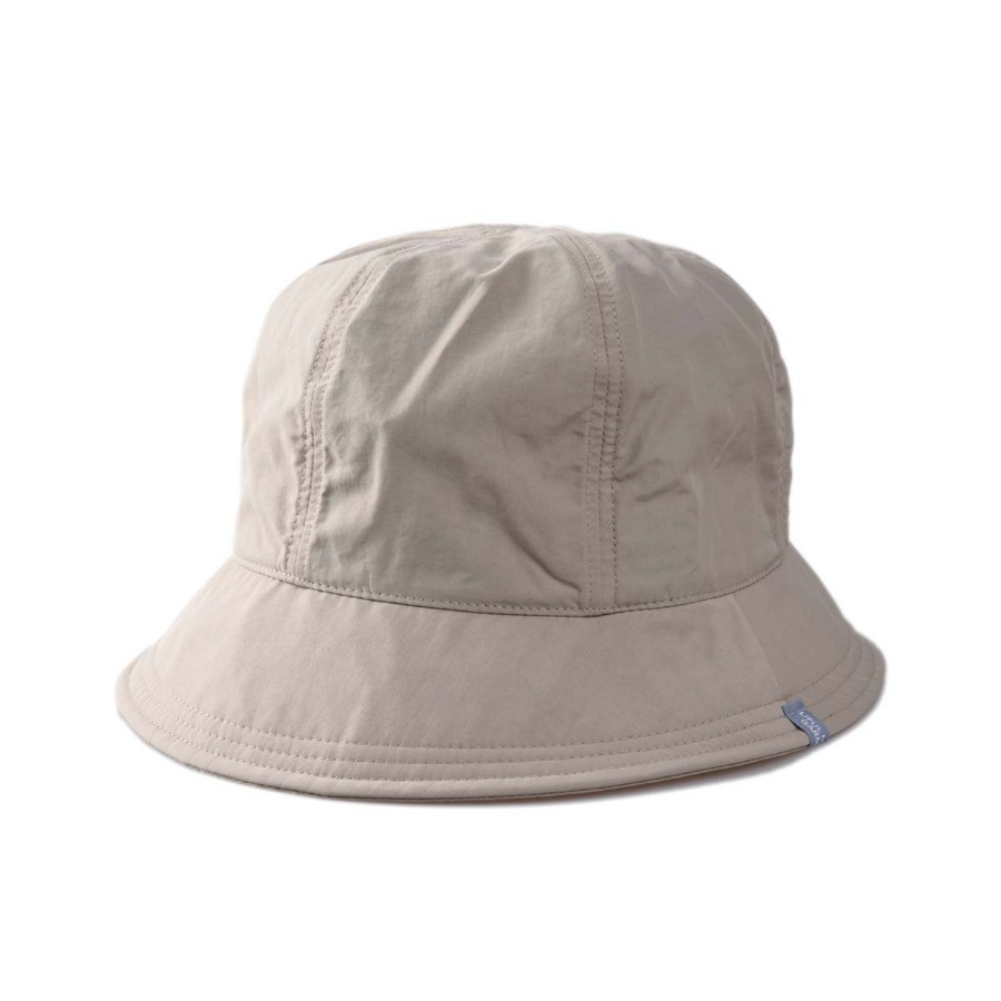 "LIFUL Comfort 6 Panel Bucket Hat ""Beige"""