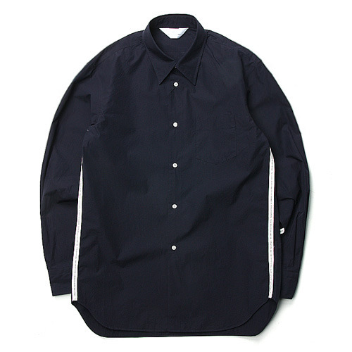 "SOE SHIRTS Regular Collar Shirts ""Navy"""