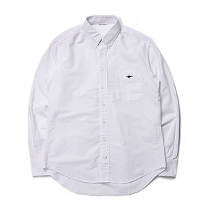 "NEITHERS 210-1 Standard B/D Shirts ""White"""