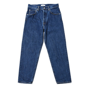 "HATSKI Loose Tarperd Denim ""Used"""