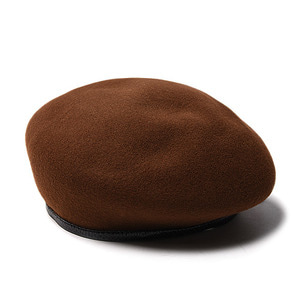 "Infielder Design C-251 Beret ""Brown"""