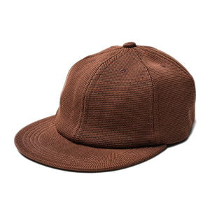 "CREPUSCULE B.B Cap ""Brown"""