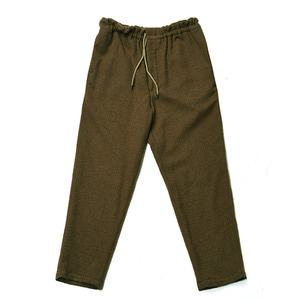 "UNITUS Taipered Easy Pants ""Olive"""