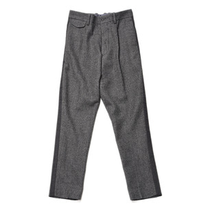 "UNITUS Pegtop Pants ""Grey"""
