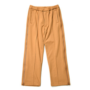 "KIIT N/C Pile Side Zip Track Pants ""Yellow"""