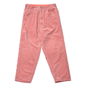"BUKHT Big Corduroy Pants ""Pink"""