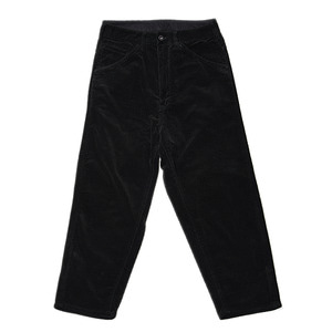 "BUKHT Big Corduroy Pants ""Black"""