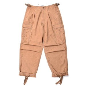 "East Logue Battle Field Pants ""Ocher"""