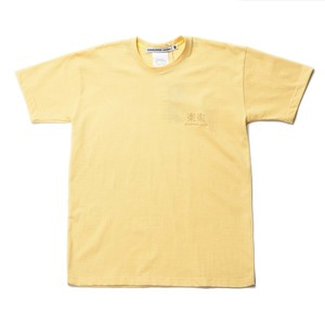 "CONICHIWA bonjour RAKU T ""Light Yellow"""