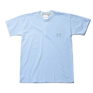 "CONICHIWA bonjour RAKU T ""Light Blue"""