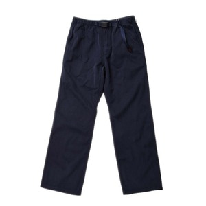 "Gramicci Tencel Wide Pants ""Double Navy"""