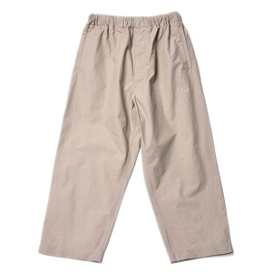 "KAPTAIN SUNSHINE Athletic Easy Pants ""Sand Beige"""