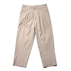 "East Logue Holiday Pants ""Beige"""