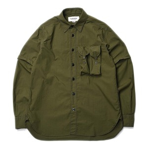 "East Logue Magazine Shirt ""Olive Drab"""