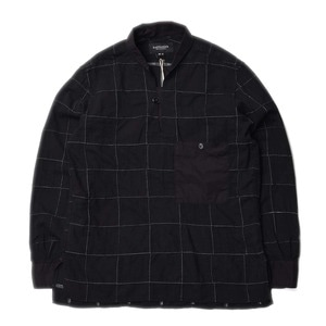 "EASTLOGUE Sailor Shirts ""Black Madras"""