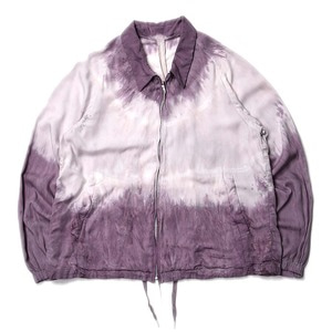 "BUKHT New Drop Collar Blouson ""Lilac"""