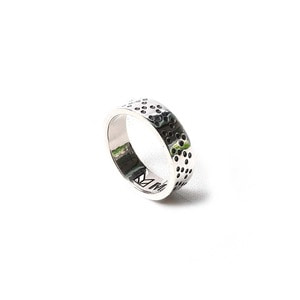 "MAPLE Dots Ring ""925.Silver"""