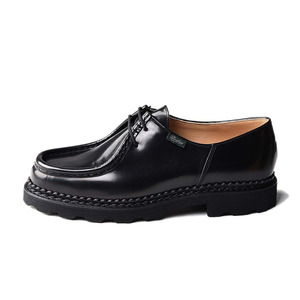 "PARABOOT Michael Gloss Noir ""Black"""