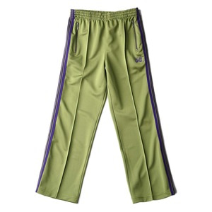 "NEEDLES Track Pant Poly Smooth ""Lt.Green"""