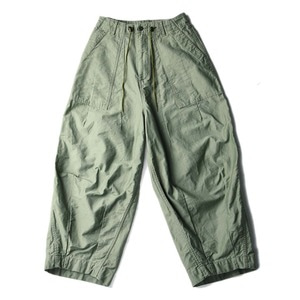 "NEEDLES H.D. Fatigue Pant ""Olive"""