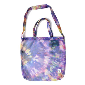 "SOUTH2 WEST8 Grocery Bag Poly Mesh ""Tie Dye"""