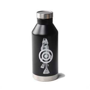 "SOUTH2 WEST8 Water Bottle Thermos 600ml ""Fish Bone"""